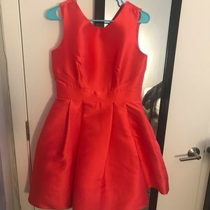 Hot Pink Bow Kate Spade Dress w/ Pockets